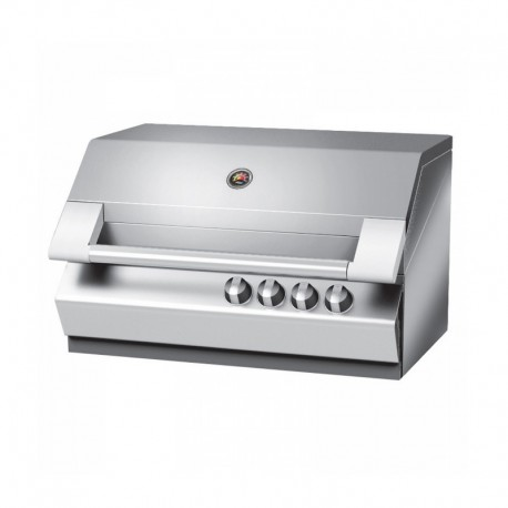 Barbecue a gas - TURBO ELITE 4 - soluzione incasso