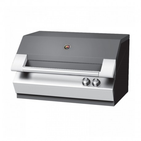 Barbecue a gas - TURBO ELITE 4