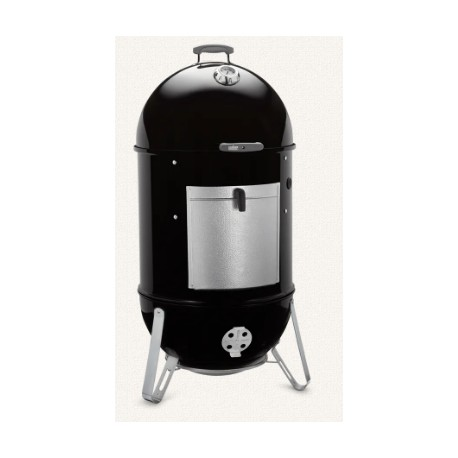 Affumicatore Weber Smokey Mountain Cooker 57 cm Nero